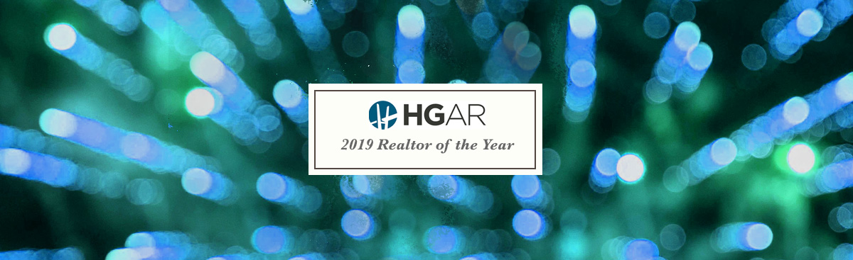 2019 Hudson Gateway Association Realtor of the Year