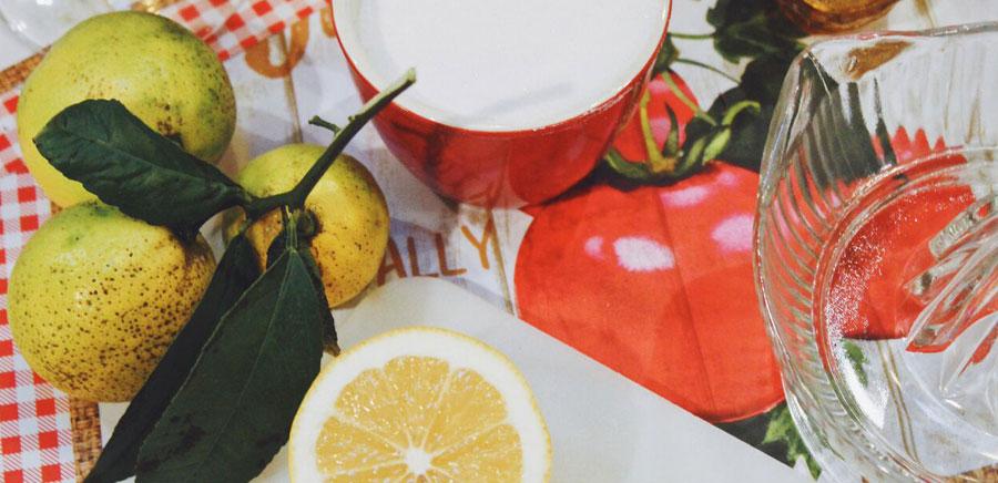 lemon diy lemonade ingredients